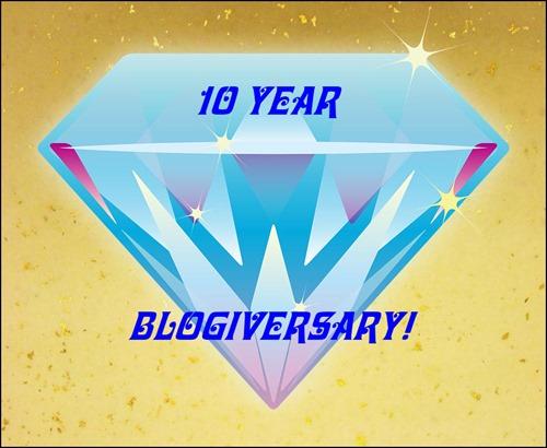 Blogiversary 10