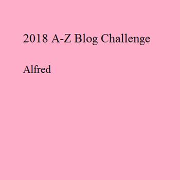 A-Z 2018 A