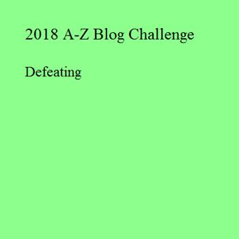 A-Z 2018 D