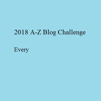 A-Z 2018 E
