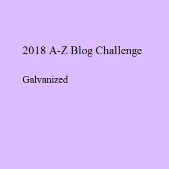 A-Z 2018 G