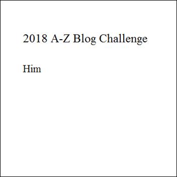 A-Z 2018 H