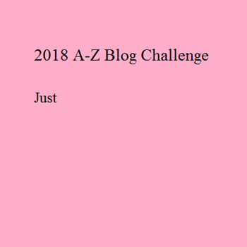 A-Z 2018 J