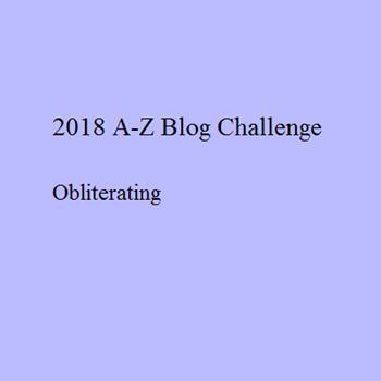 A-Z 2018 O