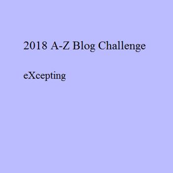A-Z 2018 X
