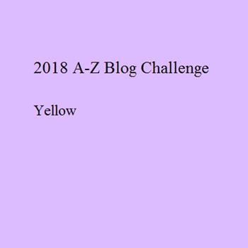A-Z 2018 Y