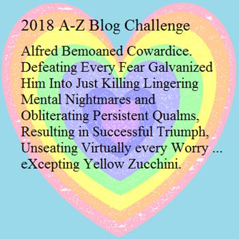 A-Z 2018 Zz