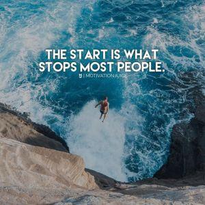 Motivational Quote #atozchallenge